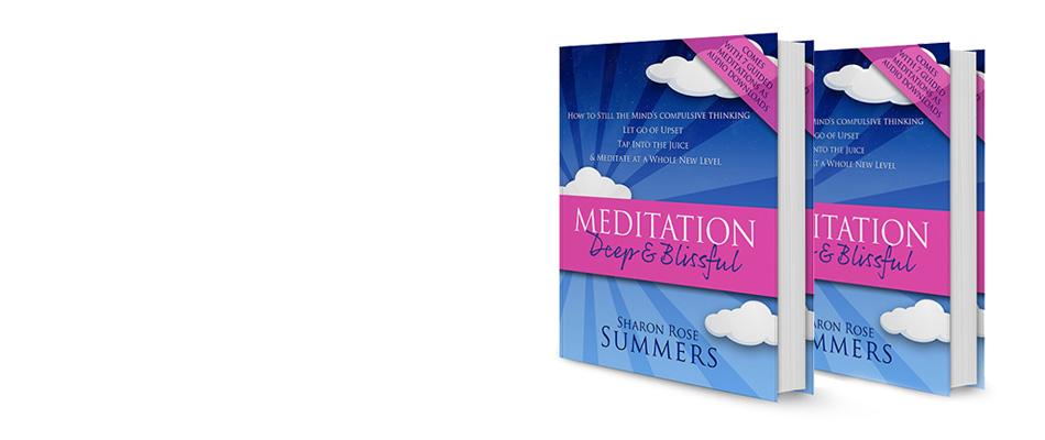 Meditation Deep And Blissful By Sharon Rose Summers A