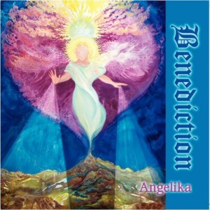 Meditation Music Album Benediction by Angelika